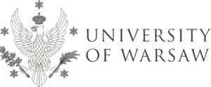 Logo of the University - english